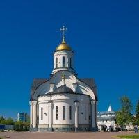 Свято - Никольский храм .Сургу.т :: Николай