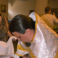 Крещение младенца :: Николай
