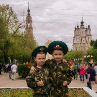 Два товарища :: Николай Невзоров