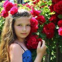 В цветах :: Ната Коротченко