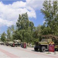 Выставка военной техники :: Александр Ширяев