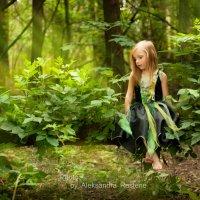 Little forest Nymph :: Aleksandra Rastene