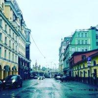 Москва. :: О. Ф.