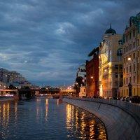 Прогулки по Москве :: Мария Кривошеина