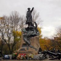 Памятник адмиралу С. О. Макарову в Кронштадте.. :: Лия ☼