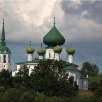 Церковь Рождества Иоанна Предтечи :: Александр Алексеенко