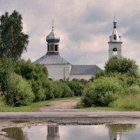 Отражение времени. :: АЛЕКСАНДР СУВОРОВ