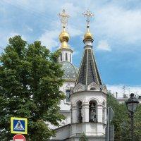 Купола Москвы :: Валерий Пегушев