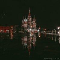 храм василия блаженного :: Илья Сердитов