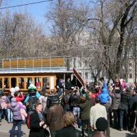всё смешалось или кони трамвай везут :: Олег Лукьянов