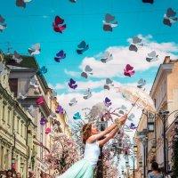 Как насчет балета? :: Ольга Варсеева