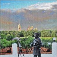 ВЛАДИМИРСКИЙ  ХУДОЖНИК(2) :: Валерий Викторович РОГАНОВ-АРЫССКИЙ