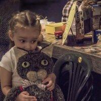 Люблю кошек :: Яков Реймер
