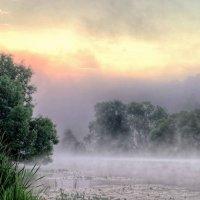 туман(утренний) :: юрий иванов