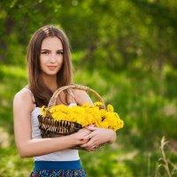 Аня :: Aleksei Gilev