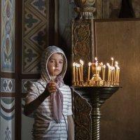 молитва :: Василий Лиманский