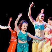 Танец живота :: Анастасия Чеснокова