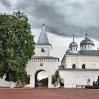 Монастырь г. Мещёвск :: Валерий Баранчиков
