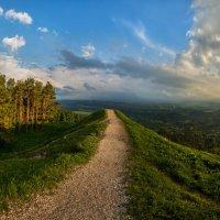 Прогуляться по вершине горы Малое Седло. :: Фёдор. Лашков