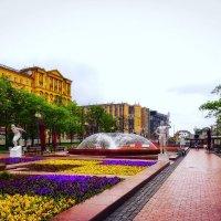 Городское пространство :: Мария Гриднева