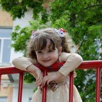 Девочка с хвостиками :: Светлана Щербак