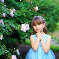 Цветущий сад :: Дарья Берестова