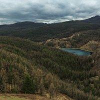 Горное озеро :: Владимир Колесников