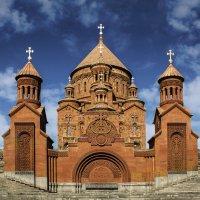 Собор Святого Иоанна Крестителя. :: Егор Дáкже