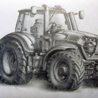 трактор :: rv76