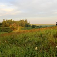 Первые лучи солнца. :: Борис Митрохин
