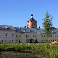 Успенски монастырь   г. Тихвин :: Сергей Кочнев