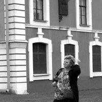 В Петропавловской крепости :: Анна Янн