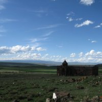 Церковь в селе Джрапи. :: Volodya Grigoryan
