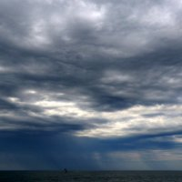 А где-то штормит ... :: Tatiana Golubinskaia