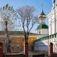 Москва  Николо-Перервинский монастырь. :: В и т а л и й .... Л а б з о'в