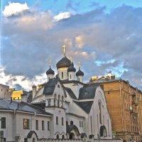 старообрядческая церковь  на Тверской улице :: Елена