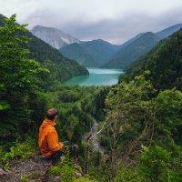 Lake Ritza :: Георгий Ланчевский