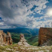 Облачный Бермамыт :: Ольга Брага
