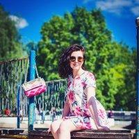 летняя прогулка :: Ксения Цапко
