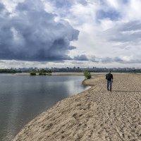 Песчаная коса :: Sergey Kuznetcov