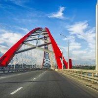 Бугринский мост :: Sergey Kuznetcov