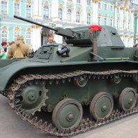 Акция «Мы насмерть стояли у стен Ленинграда», посвященная Дню памяти и скорби на Дворцовой площади 2 :: Вера Моисеева
