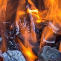 Огонь :: Alena Cyargeenka