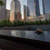 Нью Йорк мемориал 11 сентября (3) :: Nadin