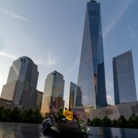 Нью Йорк мемориал 11 сентября (2) :: Nadin