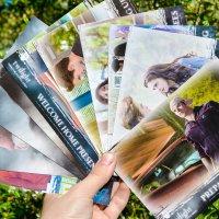 Карточки Сумерки из Сша :: Света Кондрашова