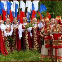На Сабантуе :: Андрей Заломленков