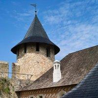Башни Хотина. :: Андрий Майковский