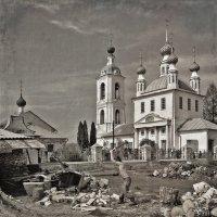 Про дрова зимой :: Николай Белавин