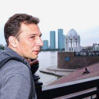 Автопортрет :: Александр Конишевский